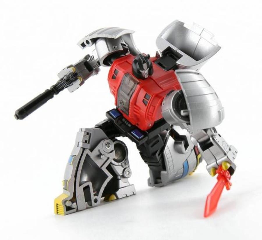 DX9 - War in Pocket - X19 Quaker