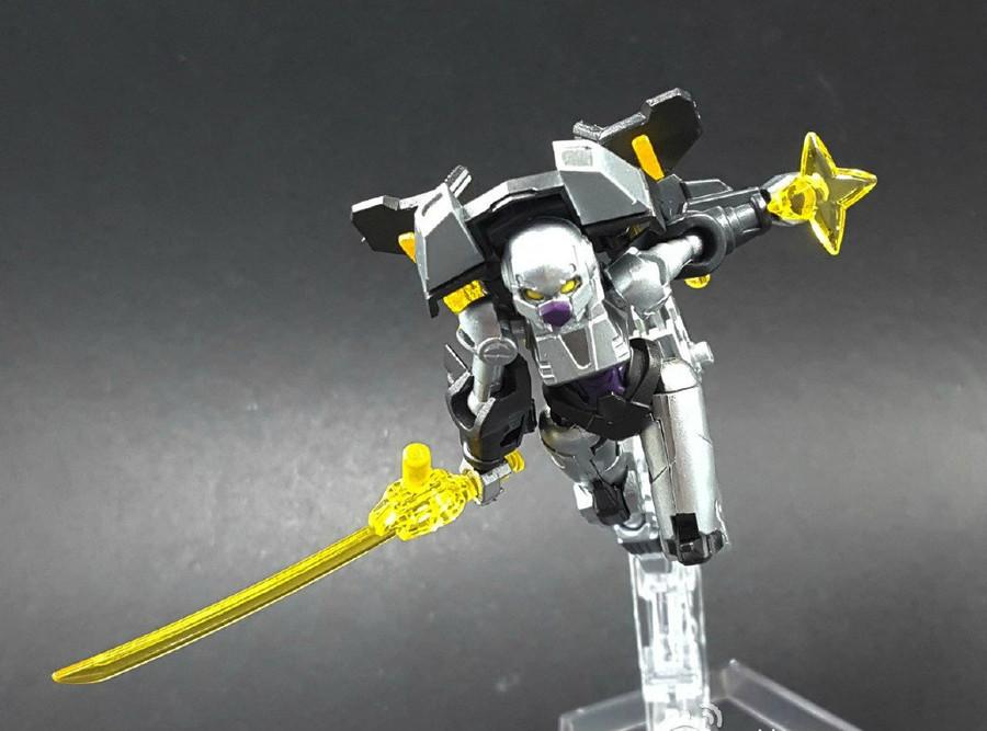 Iron Factory - EX16N Night Assassin