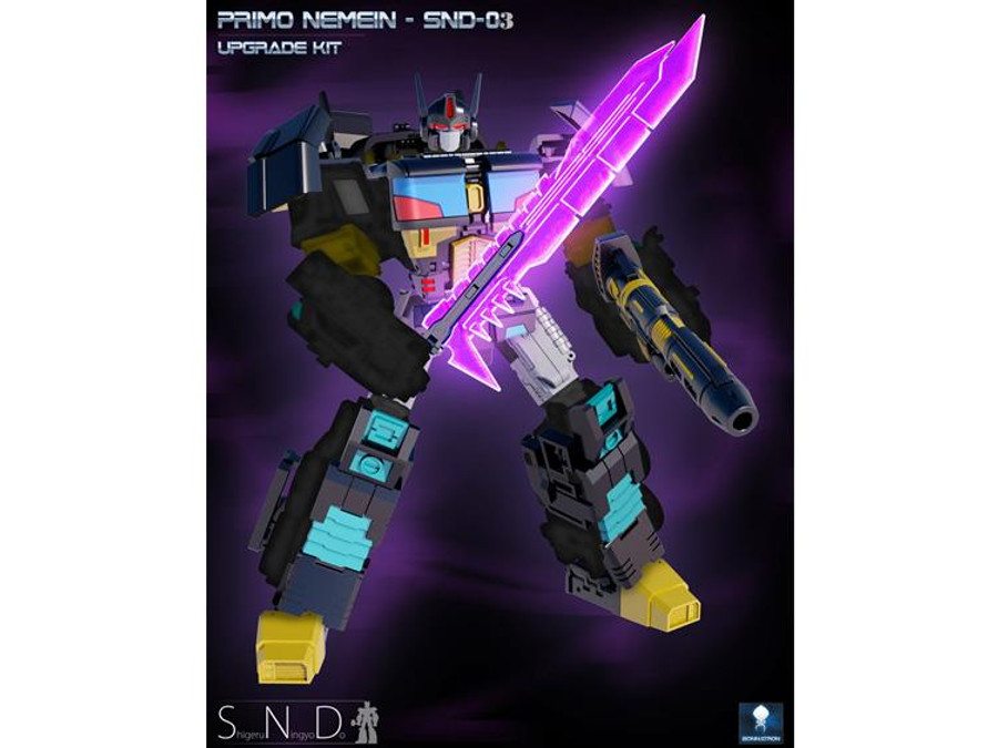 SND - The Primo Nemein Upgrade Kit
