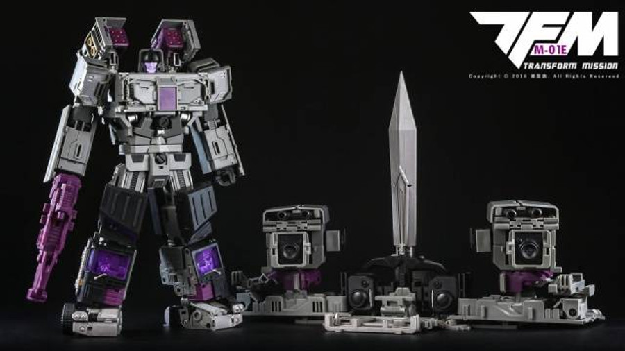 TransFormMission - Havoc - TFM M-03 Powertrain