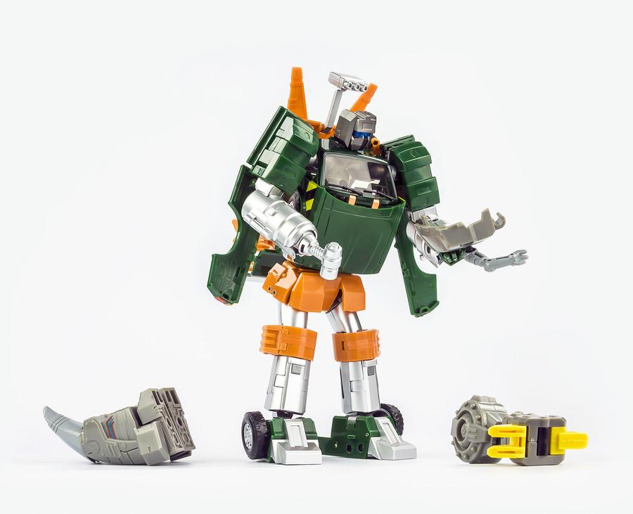 X-Transbot - MX-IX Paean