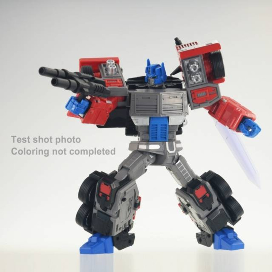 Fans Hobby - Master Builder MB-04 Gun Fighter