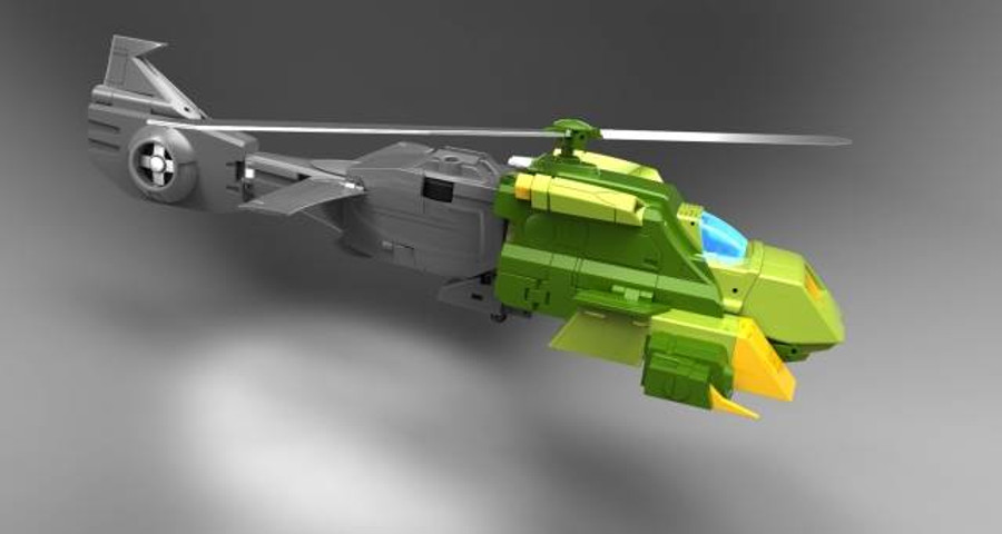 X-Transbot - MX-X- Virtus
