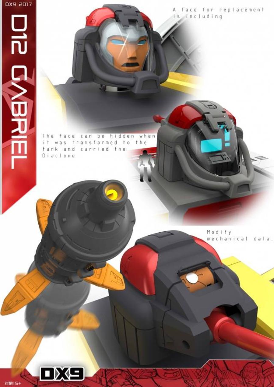 DX9 - D12 Gabriel