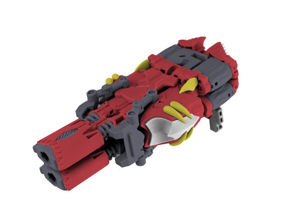 TFC Combiner Poseidon - Bonus Enhance Pack: Red