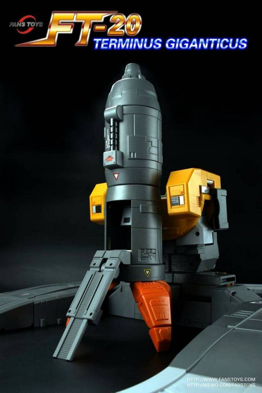 Fans Toys - FT-20 - Terminus Giganticus - Set