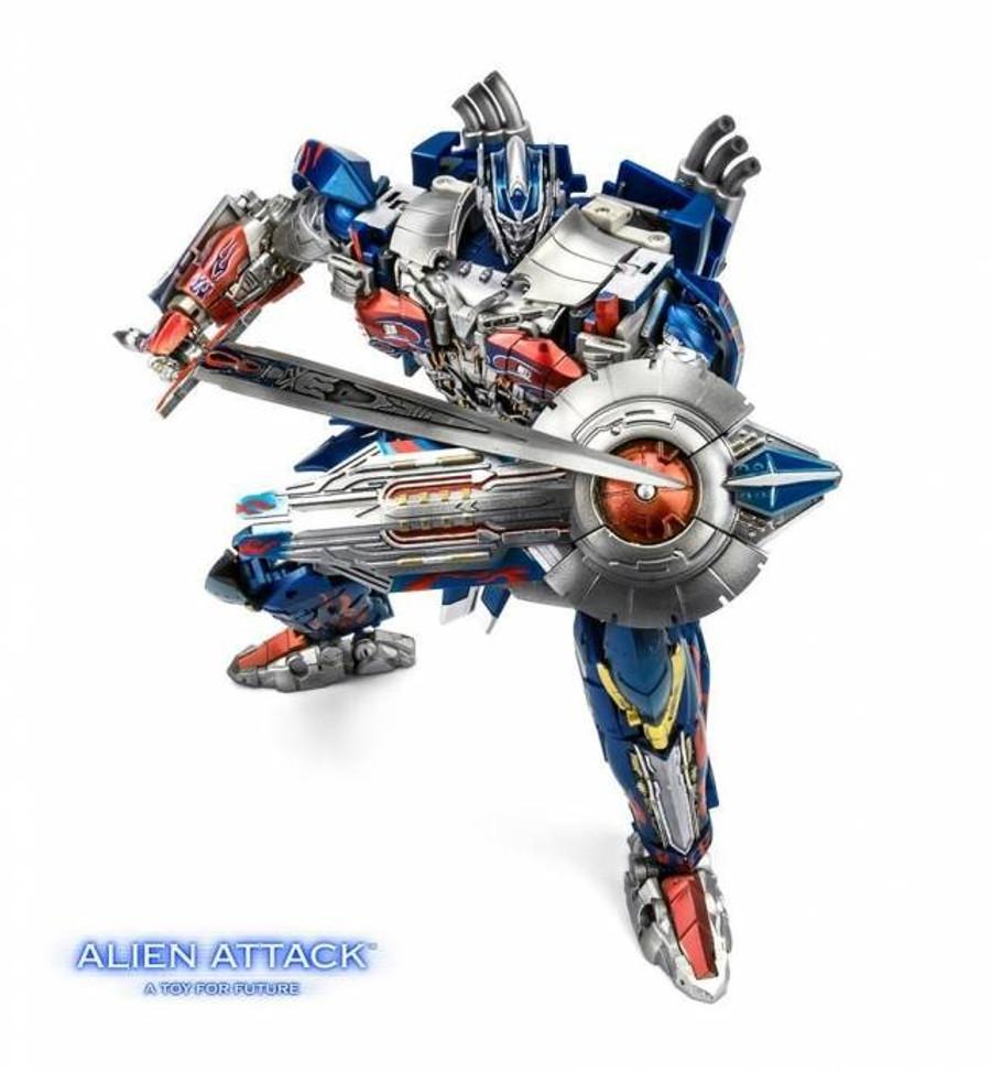 Alien Attack - A-01CC EL CID