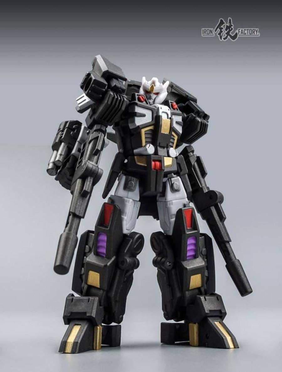 Iron Factory - IFEX17S Muramasa