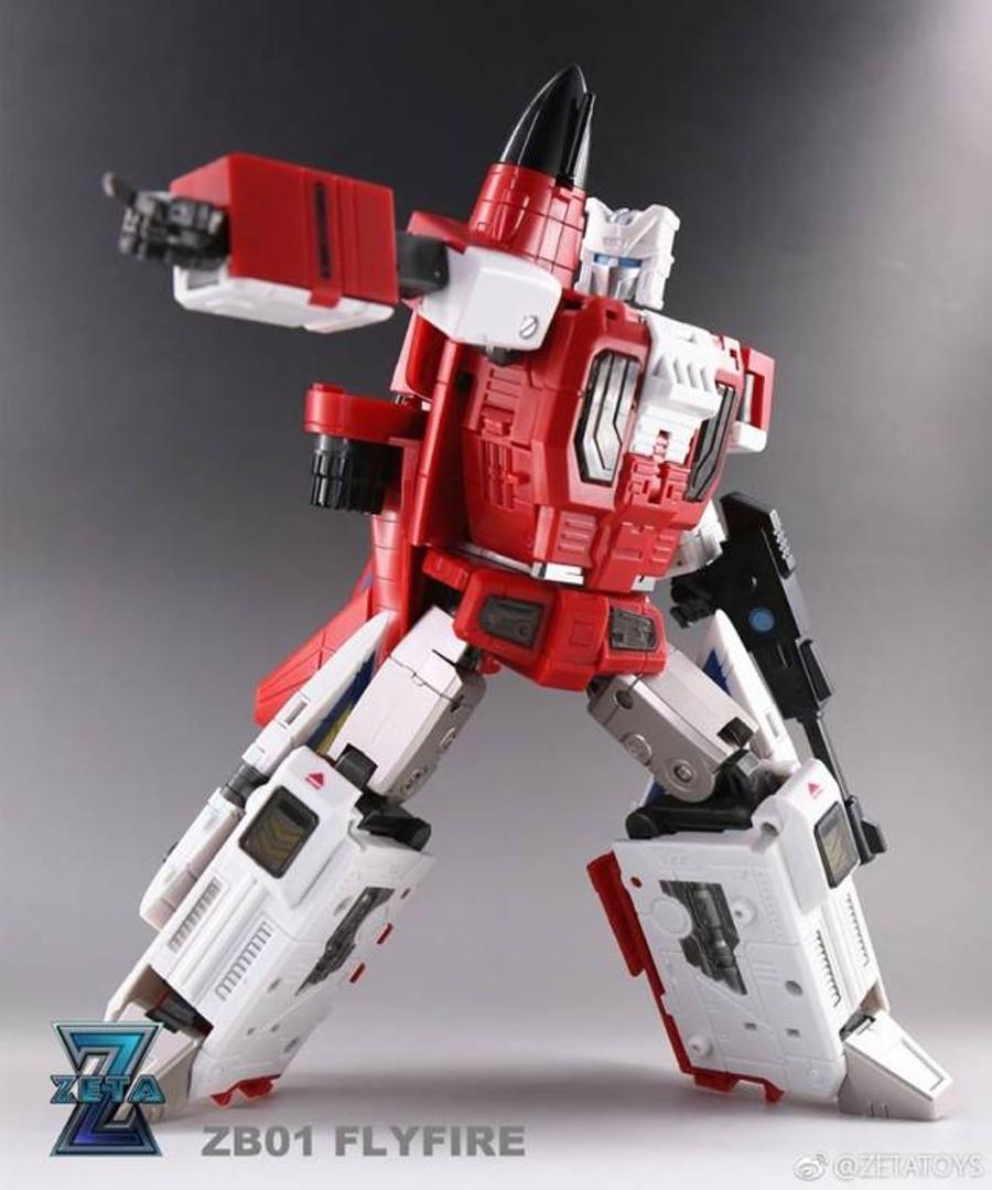 Zeta Toys - ZB-01 Flyfire