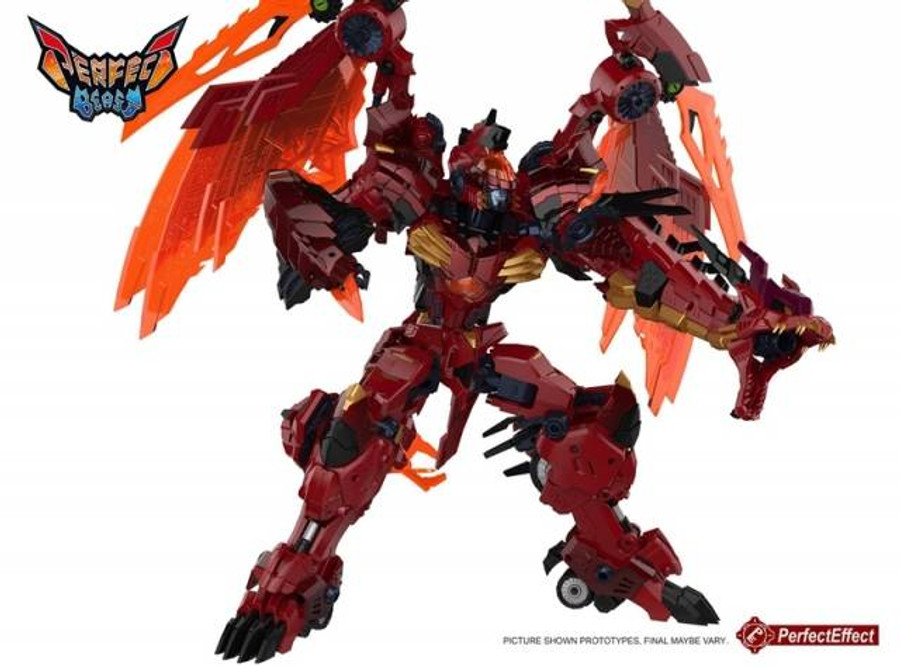 Perfect Effect - PE-DX09 Mega Doragon Re-issue