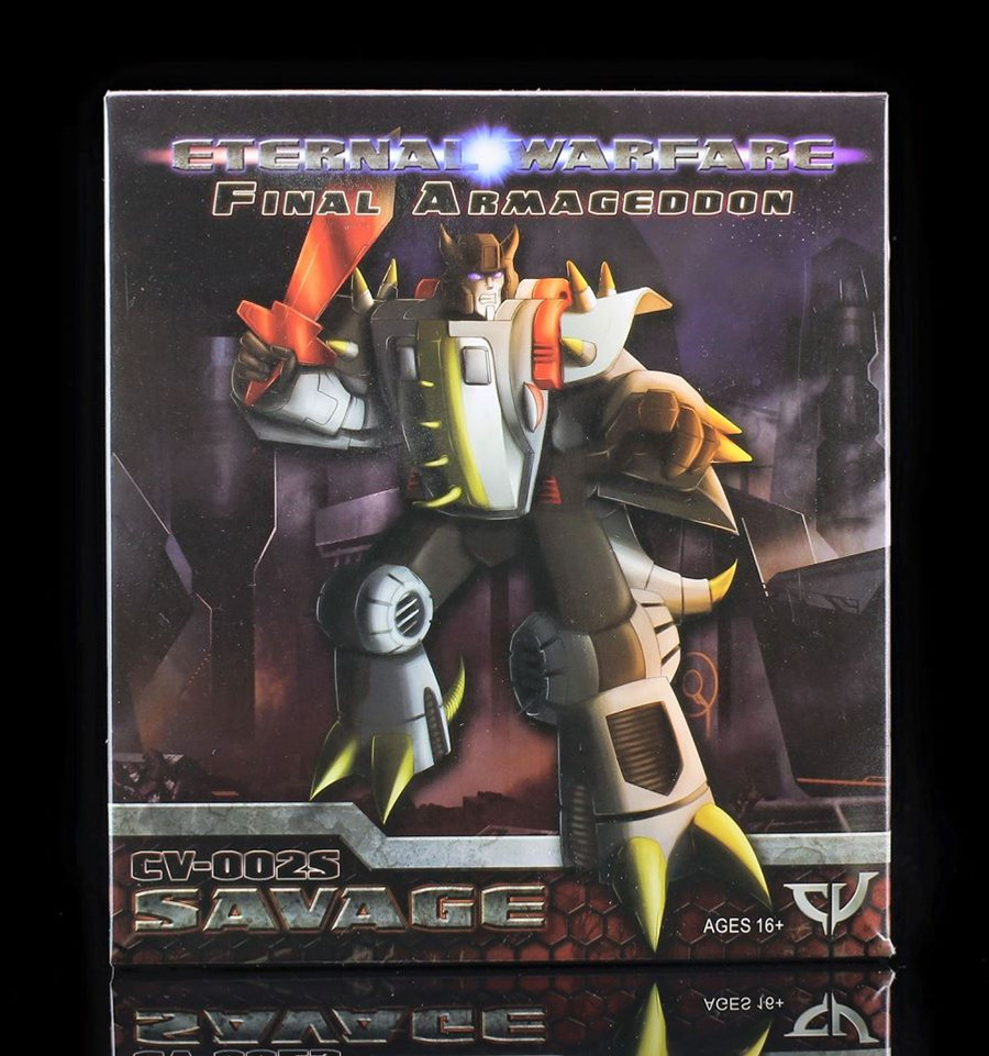 Corbot V - CV002S Savage