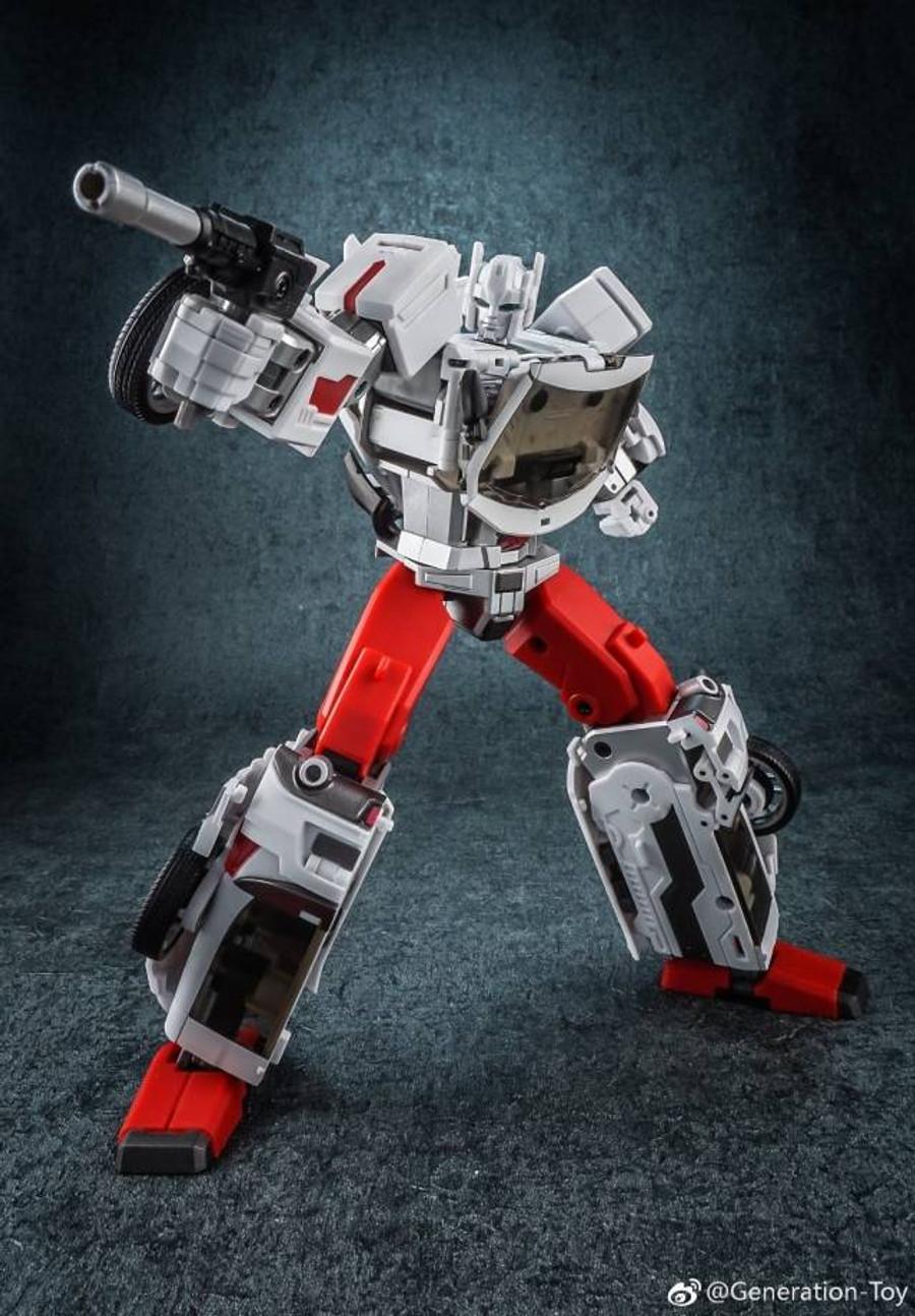 Generation Toy - Guardian - GT-08A Sergeant