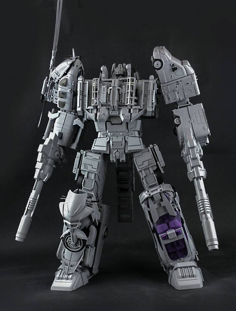Generation Toy - Guardian - GT-08B Katana