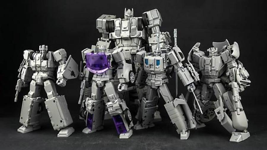 Generation Toy - Guardian - GT-08D Motor