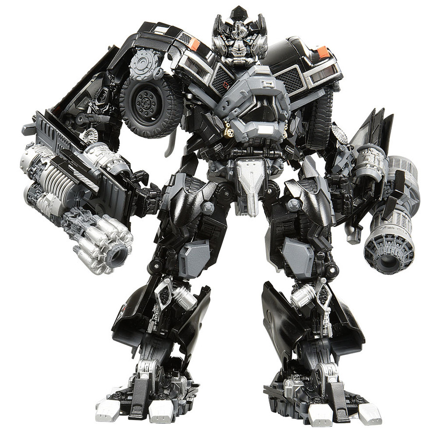 Masterpiece Movie Series - MPM-06 Ironhide