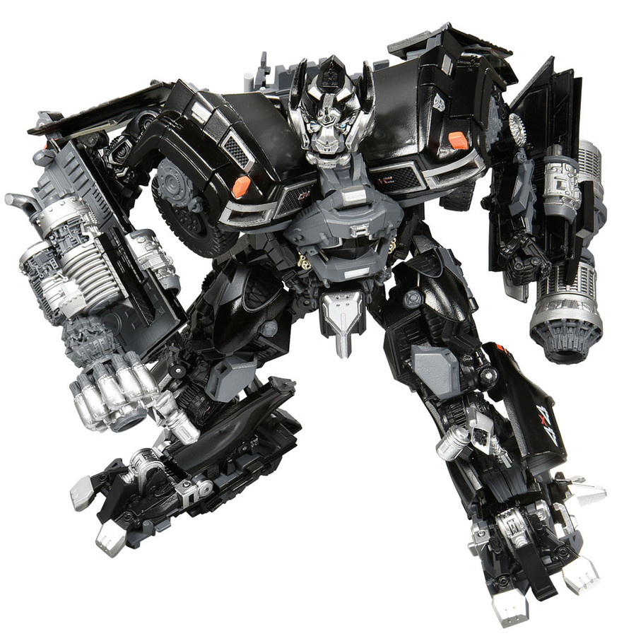 Masterpiece Movie Series - MPM-06 Ironhide