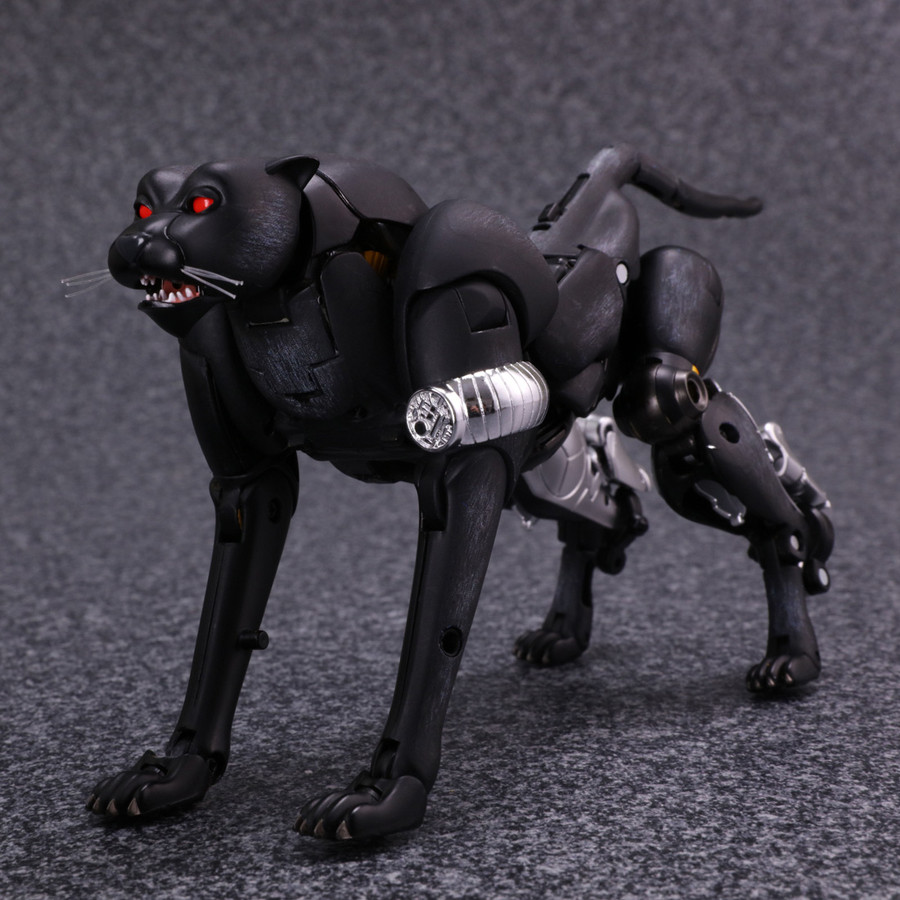 MP-34S - Masterpiece Beast Wars Shadow Panther