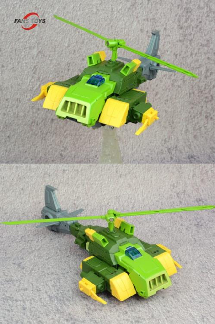 Fans Toys - FT-19 Apache Re-issue