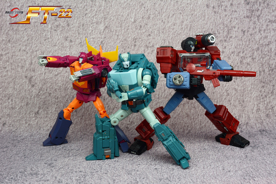 Fans Toys - FT-22 - Koot (Re-Issue)