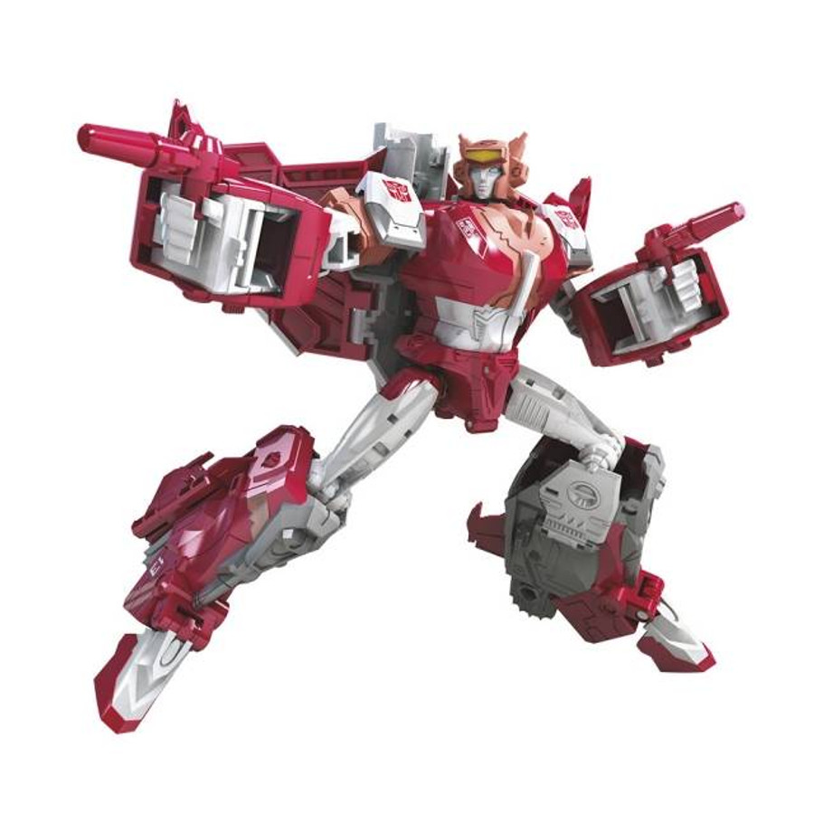 Transformers Generations Power of The Primes - Voyager Elita 1