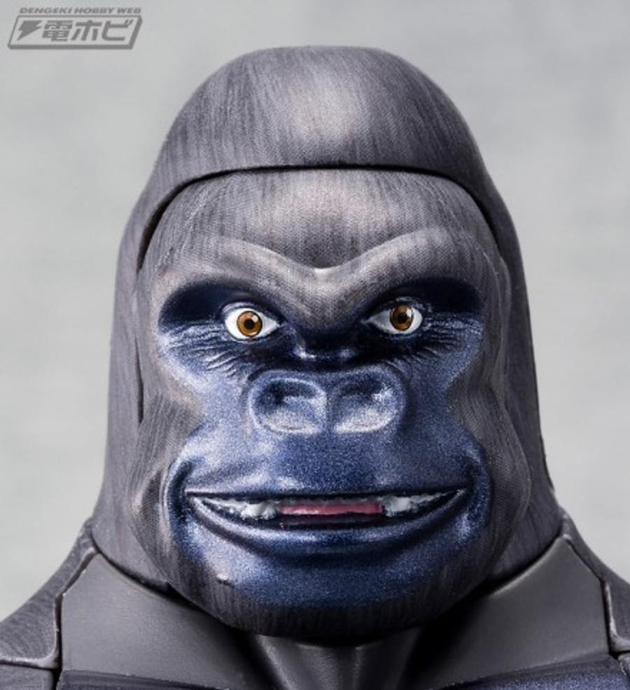 MP-32 - Masterpiece Optimus Primal Re-issue