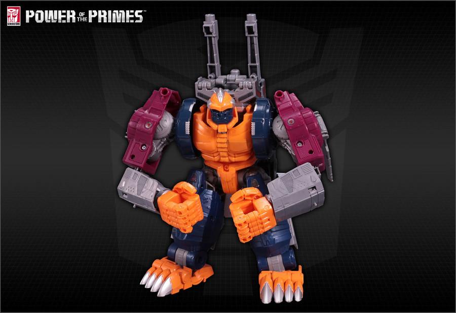 Takara Power of the Primes - PP-27 Optimus Primal