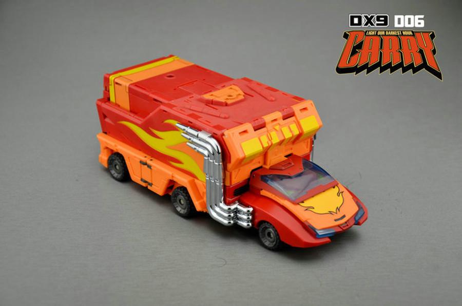 DX9 - D06 Carry Reissue