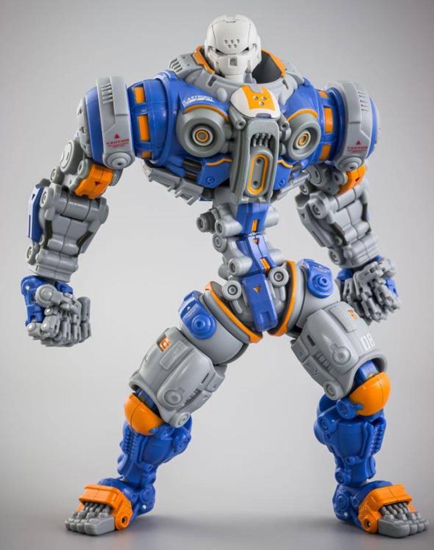 Toy Notch - Astrobots A01 Apollo (Reissue)