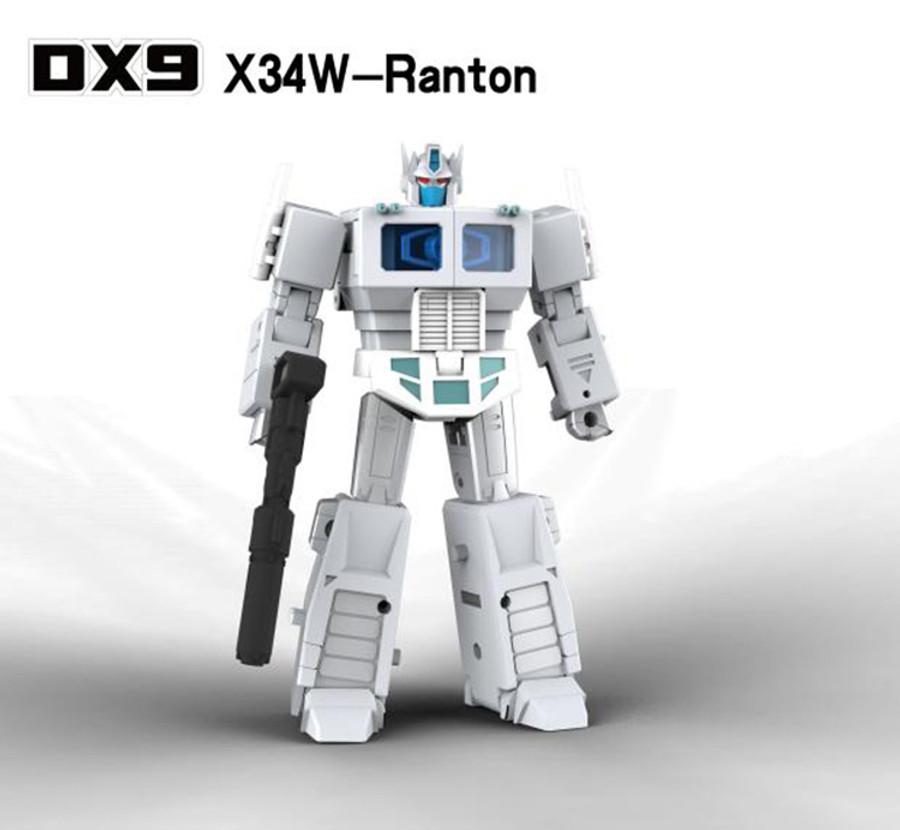 DX9 - War in Pocket - X34W Ranton