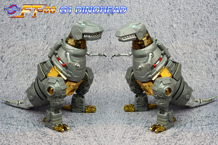 Fans Toys - FT-08 G1 Dinohead Re-issue