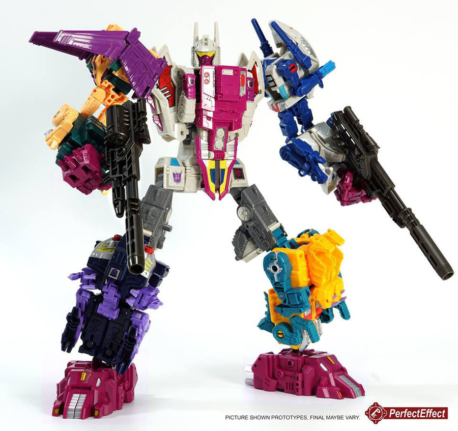 Perfect Effect - PC-24 Power of the Primes Abominus Upgrade Set