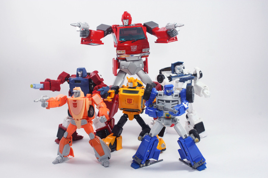 X-Transbots - MM-VIII Arkose Re-issue