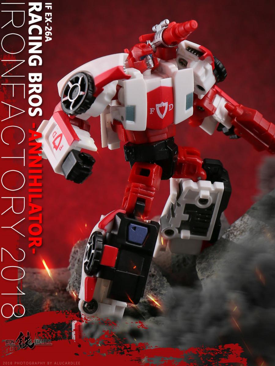 Iron Factory - IFEX26A Racing Bros - Annihilator