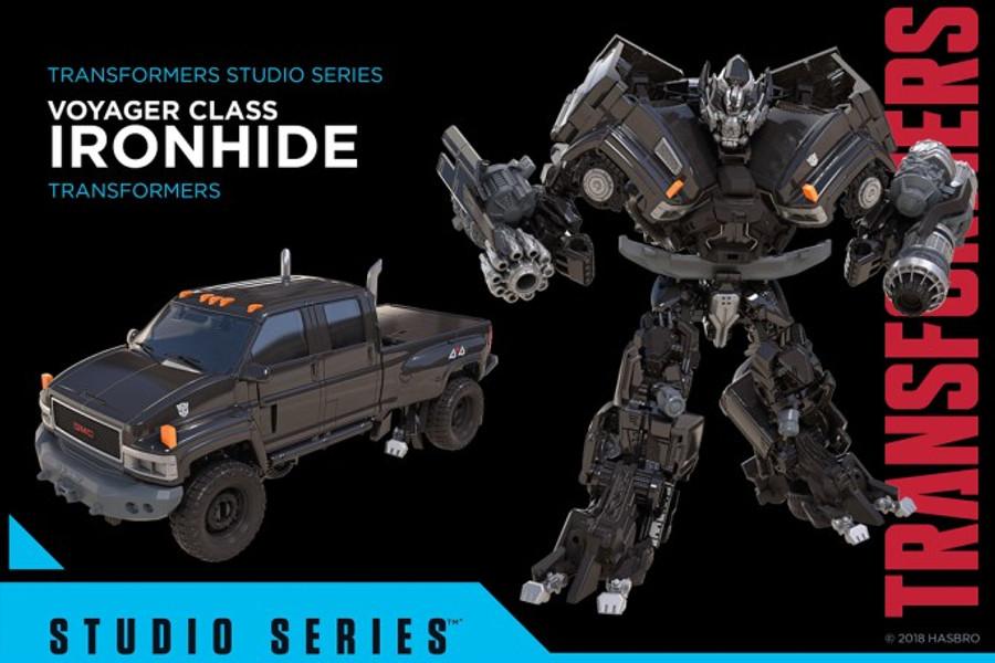 Transformers Generations Studio Series - Voyager Ironhide