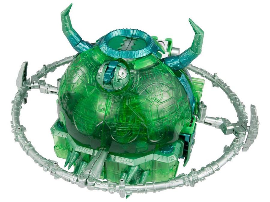 Transformers Encore -  Unicron Micron Combine Type Color