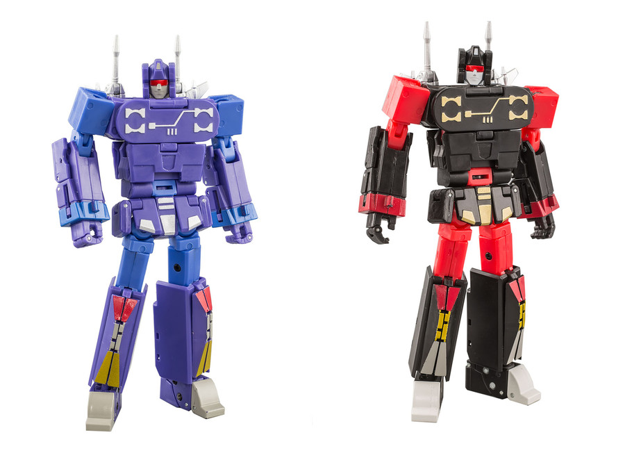 Ocular Max - Remix - Furor and Riot 2 pack (Premium Edition)