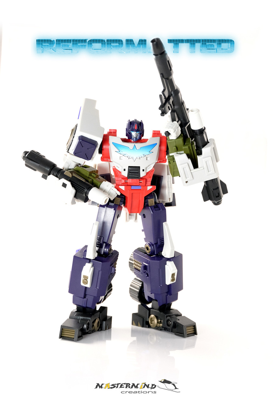 Mastermind Creations - Reformatted R-33T Thunder Prominon (TFcon)