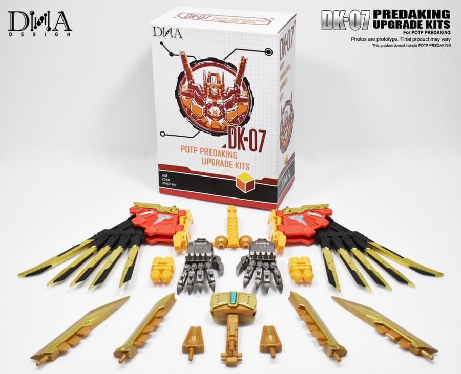 DNA Design - DK-07-POTPPredakingUpgradeKit