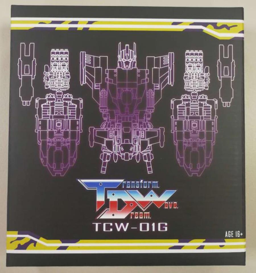 Transform Dream Wave - TCW-01G G2 Bruticus Add-On Set