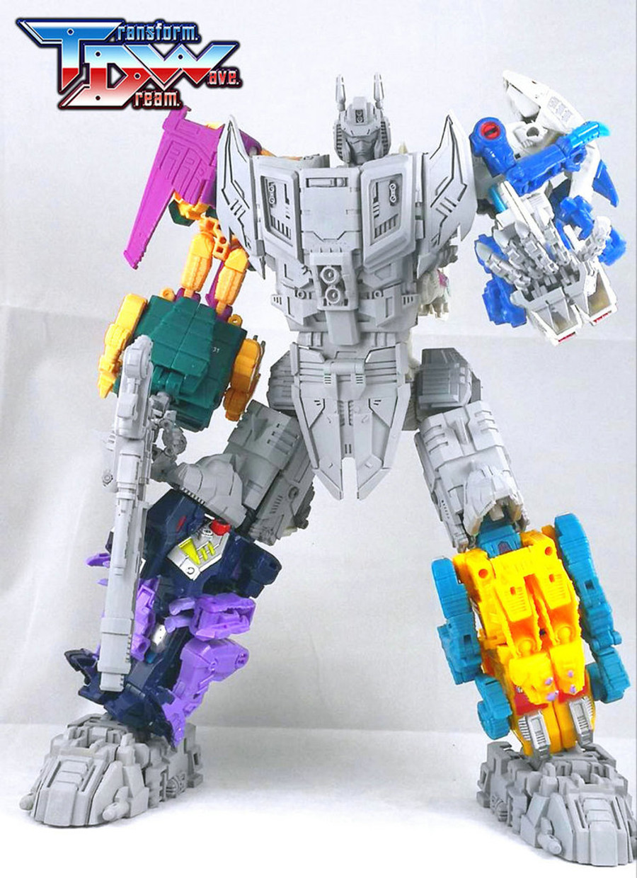 Transform Dream Wave - TCW-08 POTP Abominus