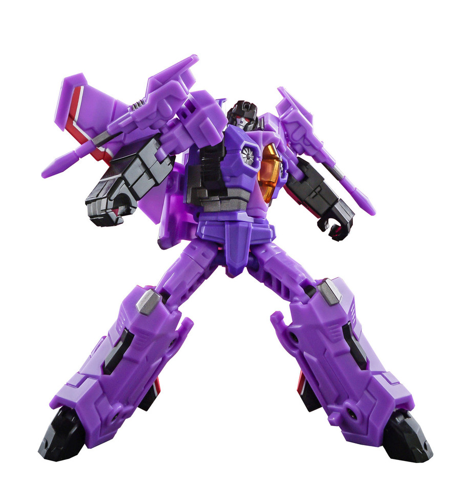 Iron Factory - IFEX20A Wing of Tyrant - Amethyst