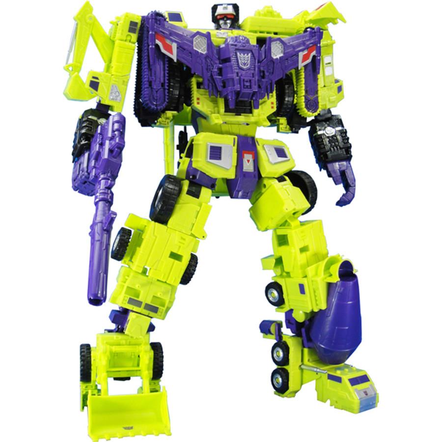 Transformers Unite Warriors - UW-04 - Devastator (Reissue)