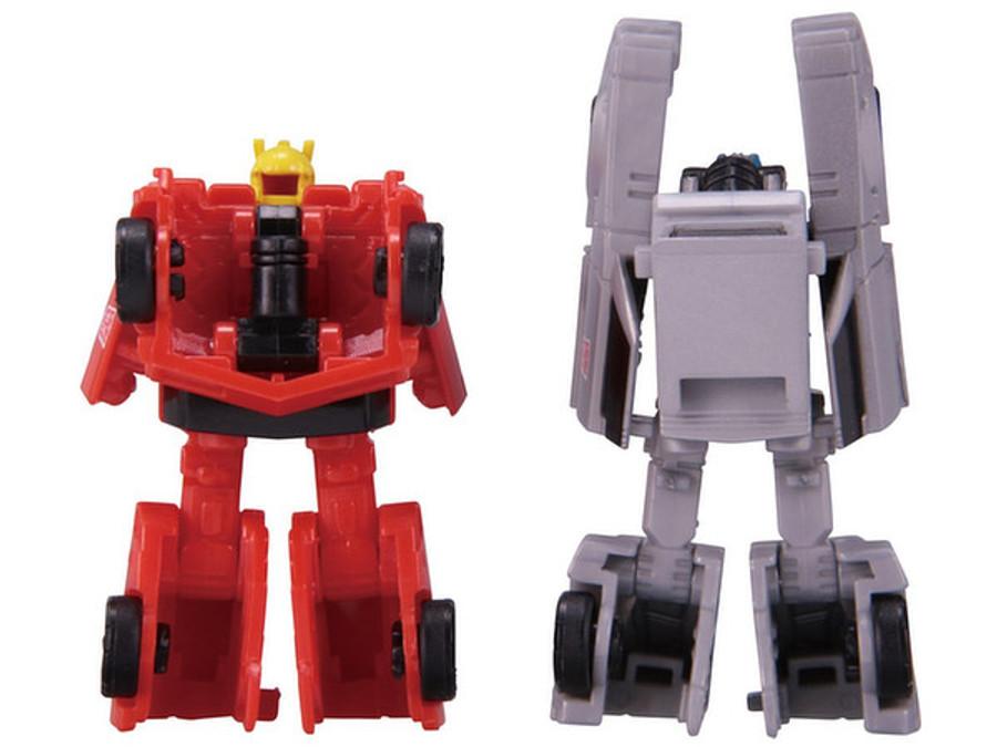 Takara Transformers Siege - SG-03 Roadhandler & Swindler