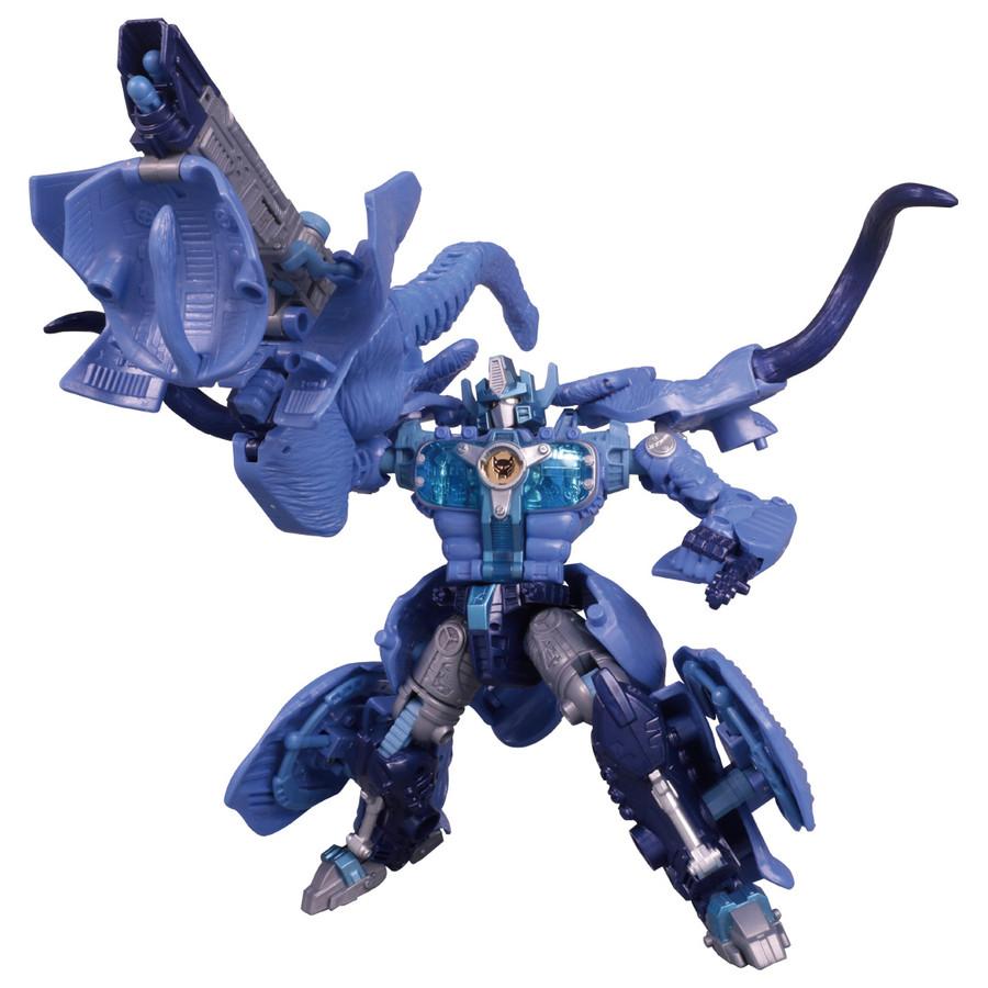 Takara Transformers Legends - LG-EX Blue Big Convoy