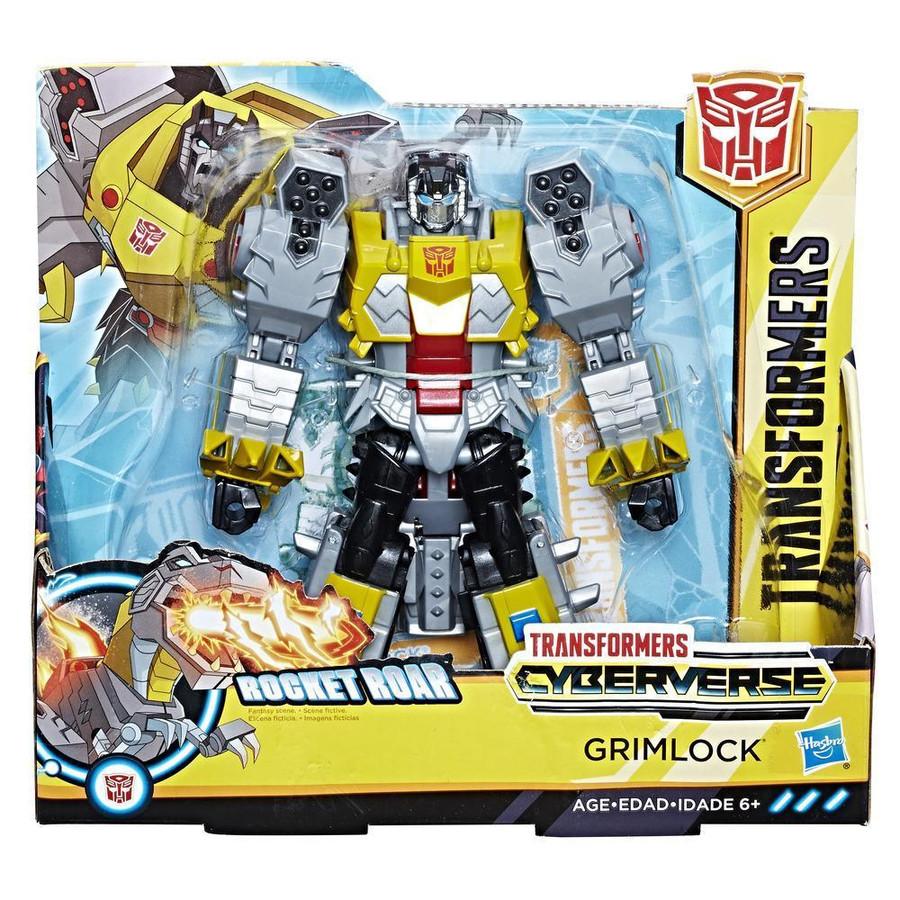 Transformers Cyberverse - Ultra Grimlock