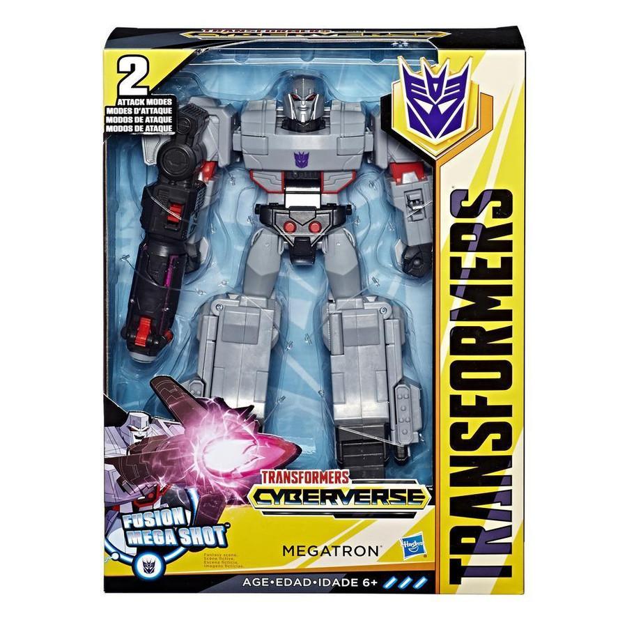 Transformers Cyberverse - Ultimate Megatron