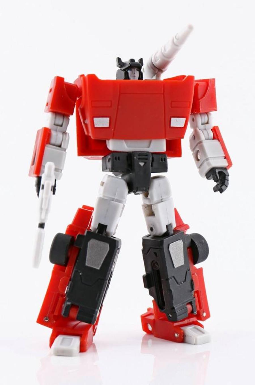 Magic Square - MS-B07 Red Cannon