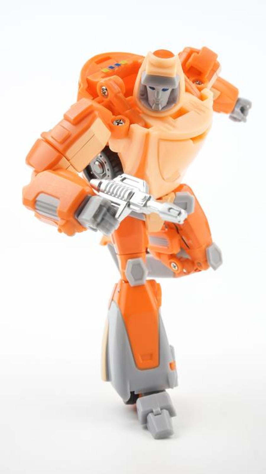 X-Transbots - MM-IV+ Ollie Reissue