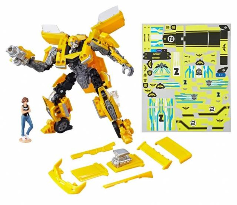 Transformers Generations Studio Series - Deluxe Bumblebee and Charlie