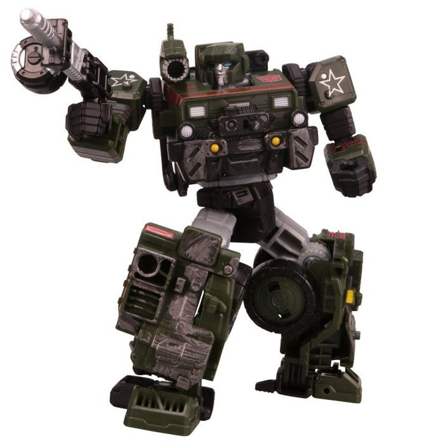 Transformers Generations Siege - Deluxe Hound
